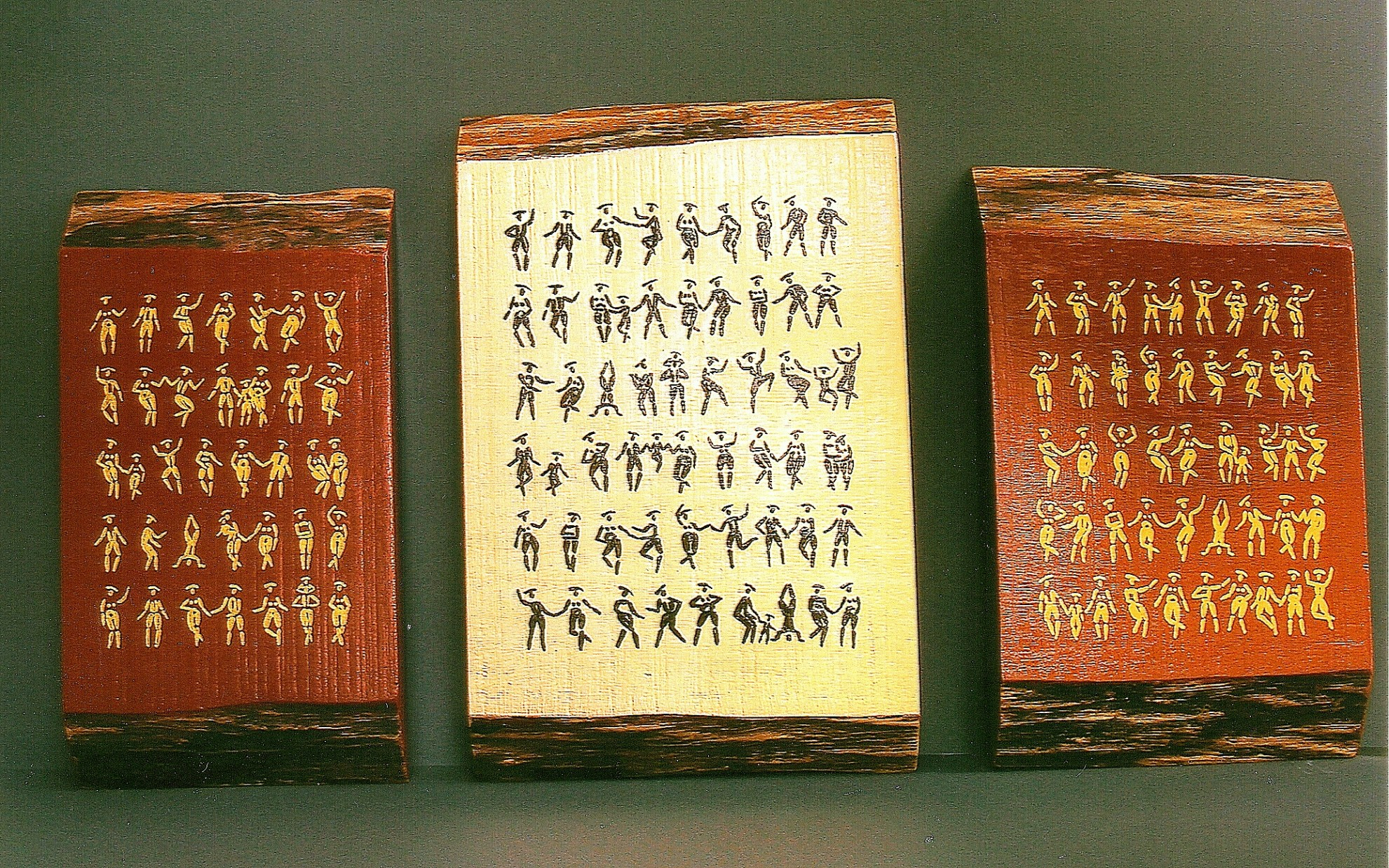 Ikonen Tanz des Lebens, 2007