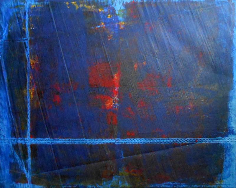 Koordinate - 158  x 164 cm, 2015