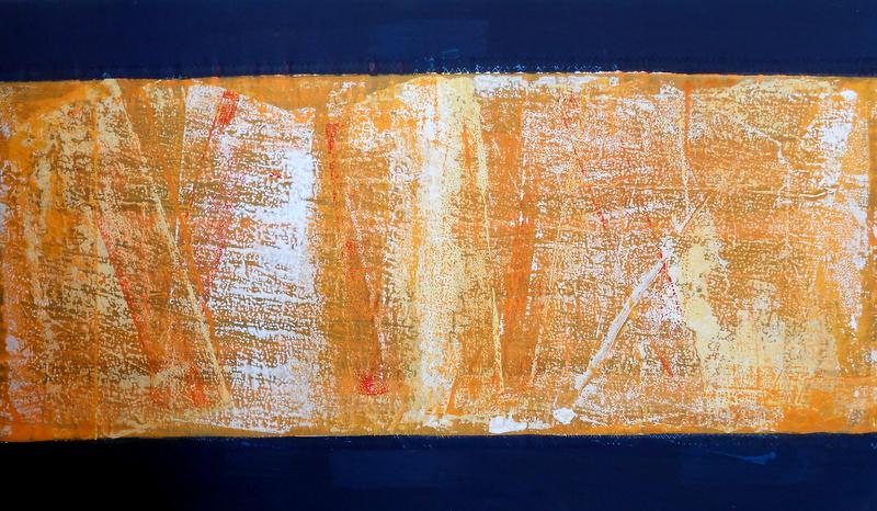 Nil - 67 x 115 cm, 2015, 1.600,- €